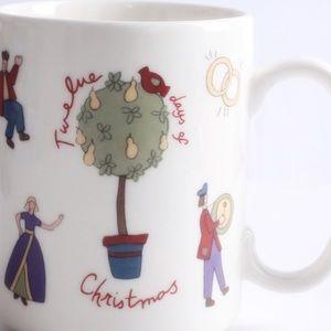Other - 12 Days of Christmas Mug